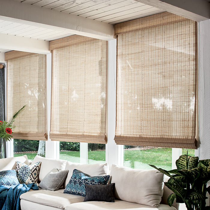Welcome happier listeners to smith noble for Smith and noble natural woven shades