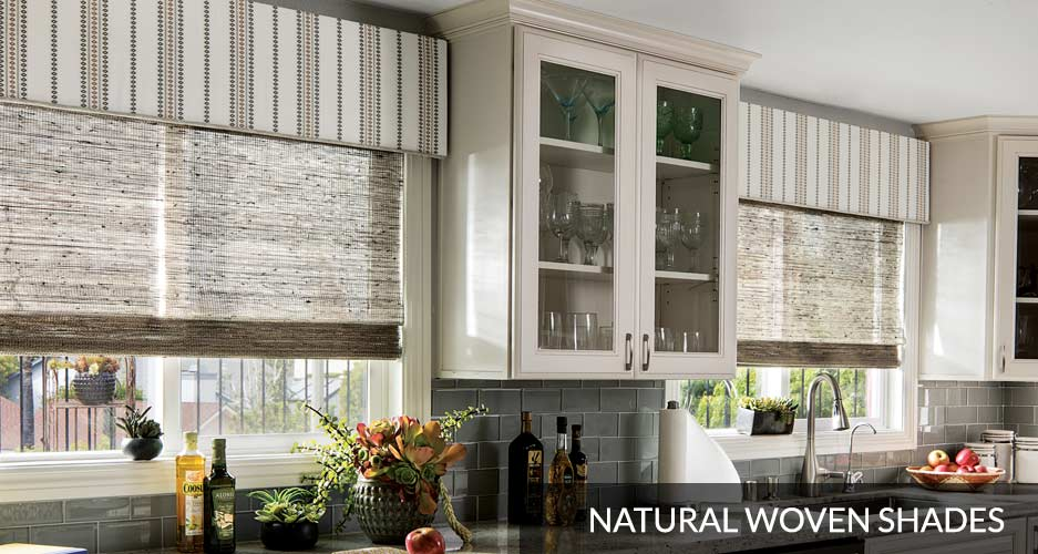 Motorized blinds shades powered by motivia only for Smith and noble natural woven shades