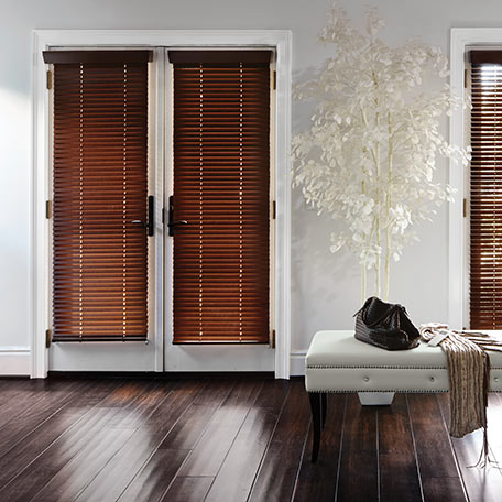 Wood Blinds by Smith Noble Custom Made Unique Finishes