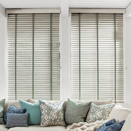 Metal Blinds, Cordless Mini Blinds - Low Cost Window Treatments ...