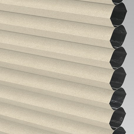Classic Petite Cell Blackout Motorized Honeycomb Shade
