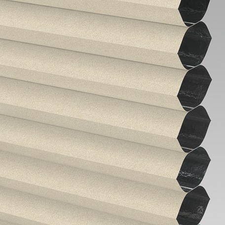Classic Grand Cell Blackout Motorized Honeycomb Shade