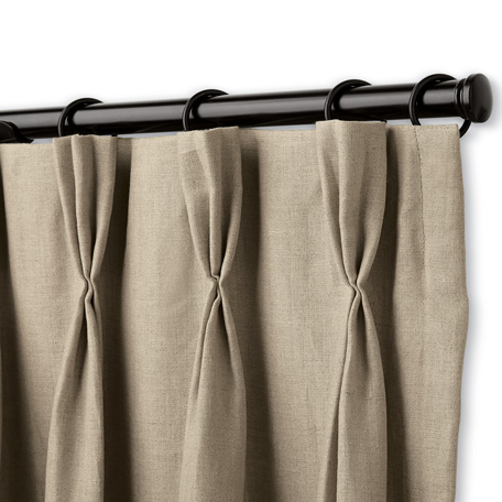 smith u0026 noble collection pleated drapery