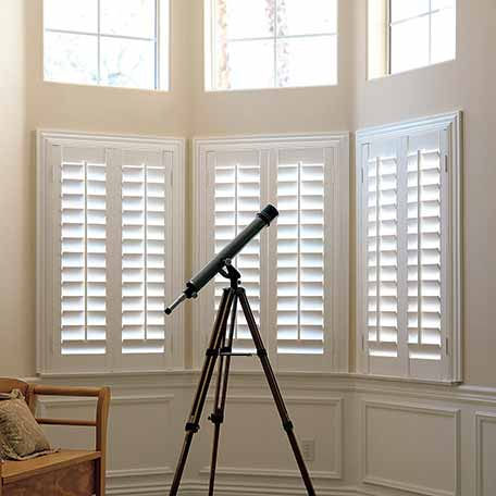 Smith & Noble Plantation and Window Shutters in Wood, Durawood ...