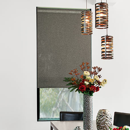 Beautiful Elegant Custom Roller Shades Made to Match Your Style
