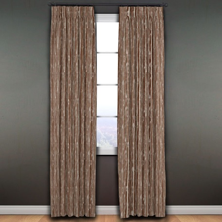 beautiful & classic, the pleated curtain & drapery collection