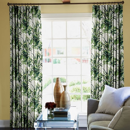 Madcap Cottage Collection. PLEATED DRAPERY
