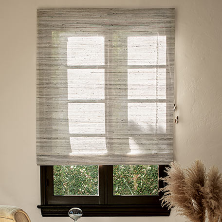 Decorating woven window shades inspiring photos for Smith and noble natural woven shades