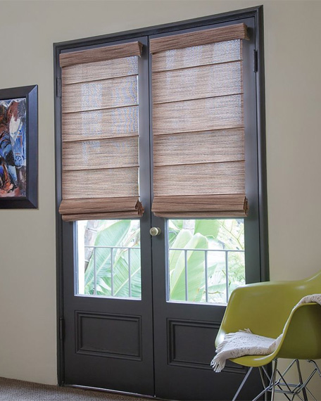 Roller roman shades window shades smith noble for Smith and noble shades