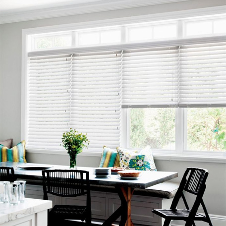 2 1 2 durawood blinds for Smith and noble shades