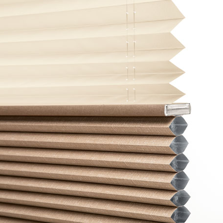 Cambria Grand Cell Blackout Dualview Honeycomb Shade