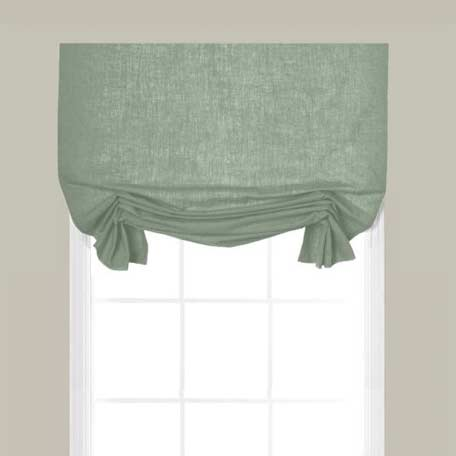 Wendy bellissimo home casual fabric valance for Smith and noble promo code